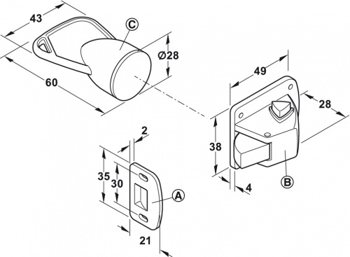 Locknetic Door Lock Wiring Diagram Best Place To Find Wiring And